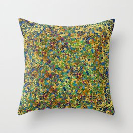 The Valley of Love Throw Pillow