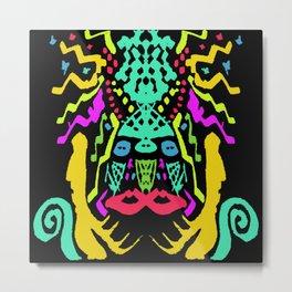 painting remix Metal Print