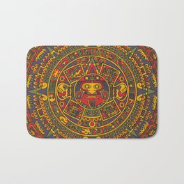 Aztec sun Bath Mat