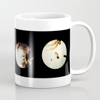 stanley kubrick Mugs featuring Stanley  by colin arc