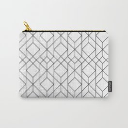 Art Deco Geometry 5 Carry-All Pouch