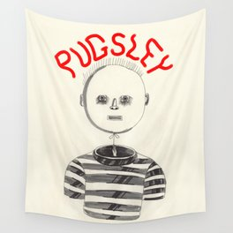 Pugsley Wall Tapestry