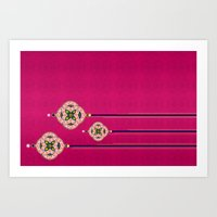 indonesia Art Prints featuring Indonesia  by Zohayma Montañer