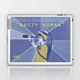 Nasty Woman Laptop & iPad Skin