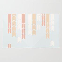 Japanese Pattern: Autumn Rug