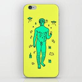 David illustration iPhone Skin