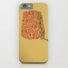 Fezzes are cool (Doctor Who) iPhone 6s Slim Case