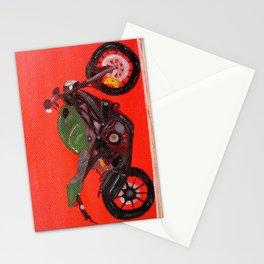 Ducati Monster Diesel Bike Stationery Cards