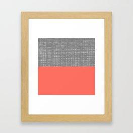 Greben Framed Art Print