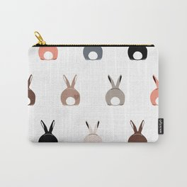 Bunny Butts Carry-All Pouch