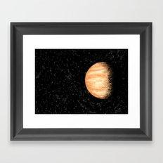 Jupiter Like Framed Art Print