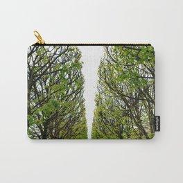 Paris Garden VI Carry-All Pouch