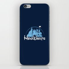 HOGWARTS iPhone & iPod Skin