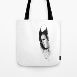 LANA'S FEATHER Tote Bag