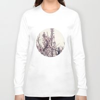 blossom Long Sleeve T-shirts featuring blossom by techjulie