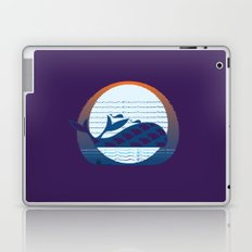 Whale Migration Laptop & iPad Skin