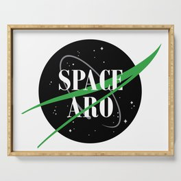 Space Aro Serving Tray
