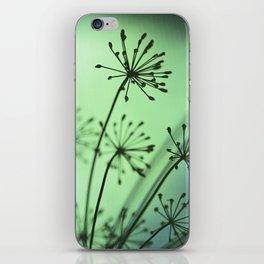 firing neurons iPhone Skin