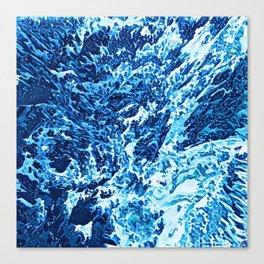 Canagawa Canvas Print