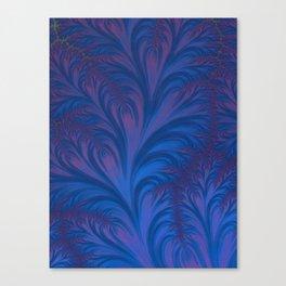 Stacking Hearts - Fractal Art Canvas Print
