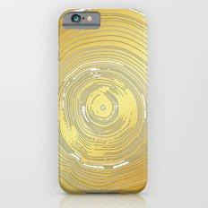 Vinyl Rings Slim Case iPhone 6s