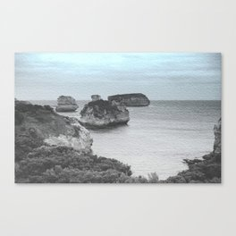 Shipwreck Coast - Australia. Canvas Print