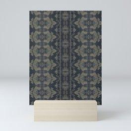 Moody Shibori Mini Art Print