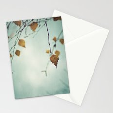 I Remember the Days Stationery Cards