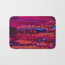 Colorful Cavern Impressions Bath Mat
