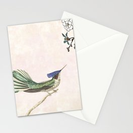 merry in the blossoming Stationery Cards