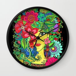 Pritty Wall Clock