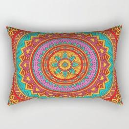 Hippie mandala 95 Rectangular Pillow