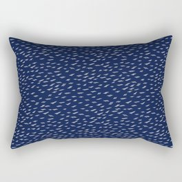 MUHOLLAND MIDNIGHT Rectangular Pillow