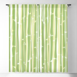 Bamboo Blackout Curtain