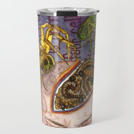 Magical Anatomy:  Chrysalis Travel Mug