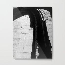 Elgin Shadow Metal Print