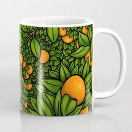 The Orange Grove Coffee Mug