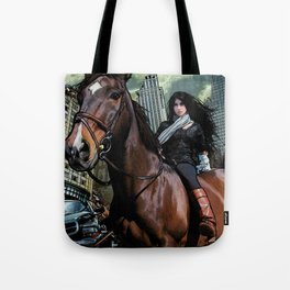 The Equestrian Tote Bag