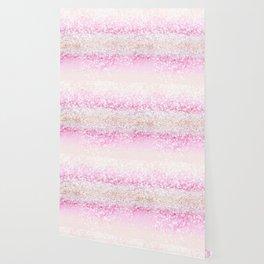 Unicorn Girls Glitter #2 #shiny #pastel #decor #art #society6 Wallpaper