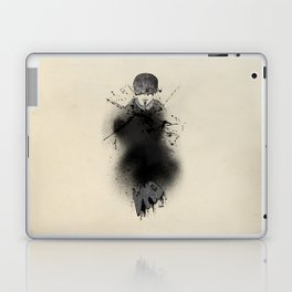 Style outside, man inside Laptop & iPad Skin