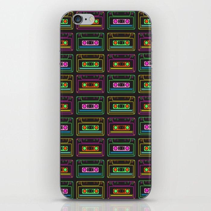 Neon Mix Volume 1 iPhone Skin