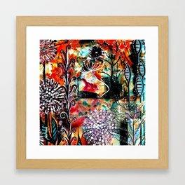 Playing in the Light Framed Art Print