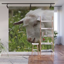 Goat A Load To Talk About Wall Mural
