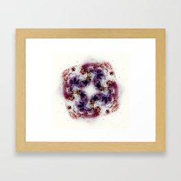 fall into Framed Art Print