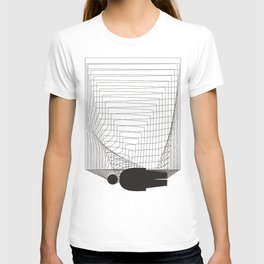 Lost in the space T-shirt