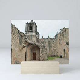 Concepcion Courtyard Mini Art Print