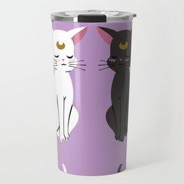 Sailor Moon Cats Travel Mug