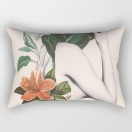 natural beauty-collage 2 Rectangular Pillow