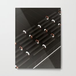 Exploring Aesthetic 01 Metal Print