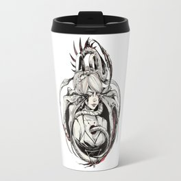 Final Fantasy XV: Lunafreya Travel Mug